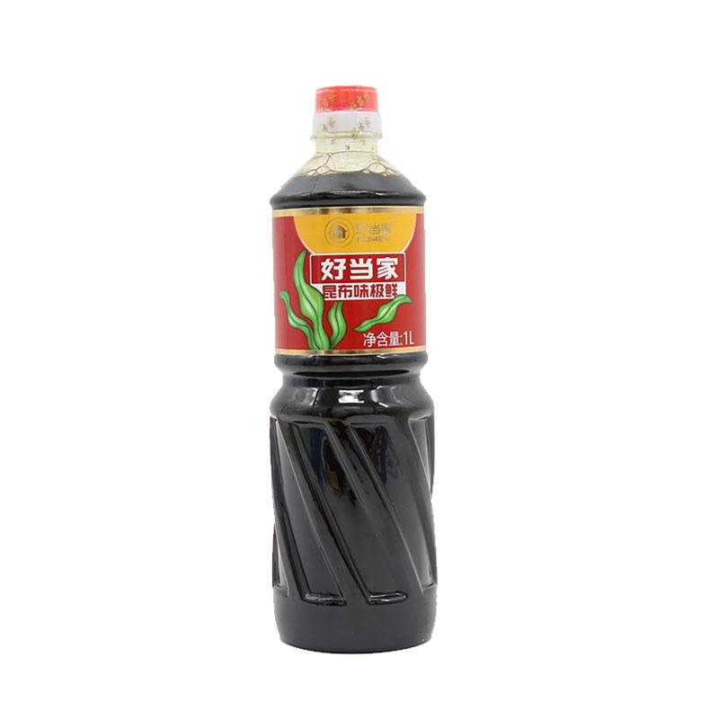 昆布味极鲜 1L/瓶