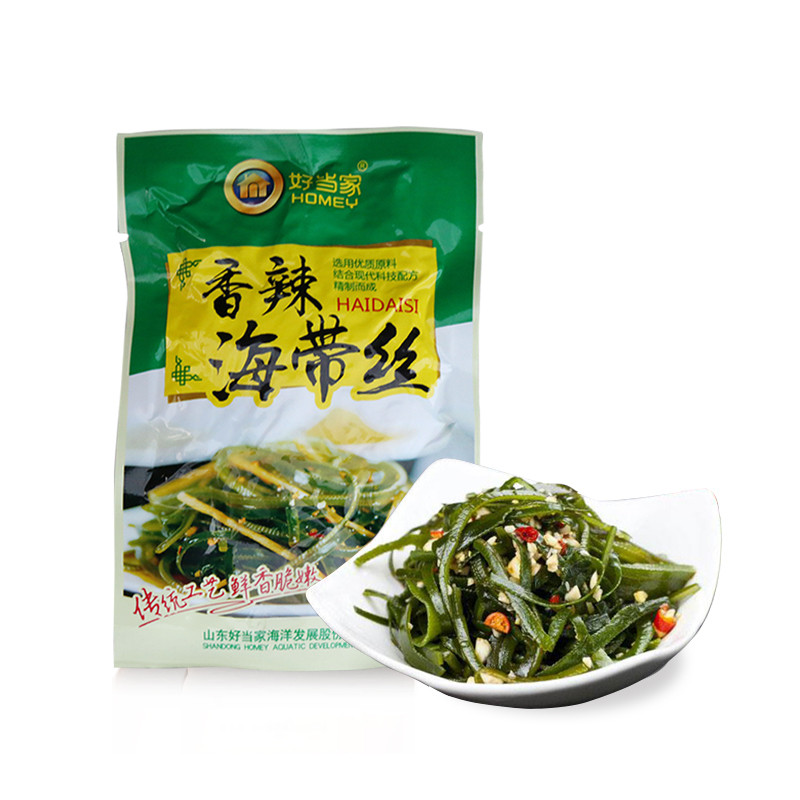 香辣海带丝 50g/袋